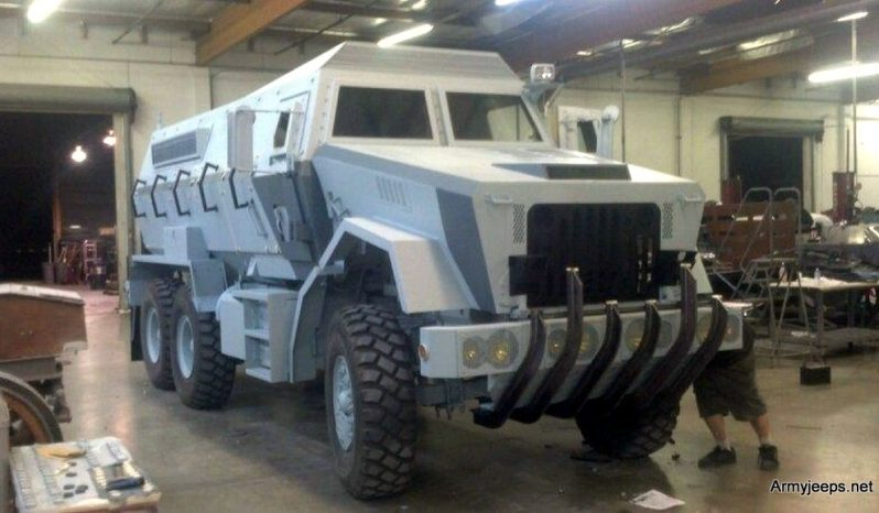 CAIMAN MODEL MRAP TRAINER full