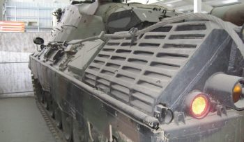Leopard 1A5 Tank full