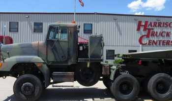 Freightliner M916A2 6×6 Tractor w/M870A1 40 Ton Low Bed Trailer full