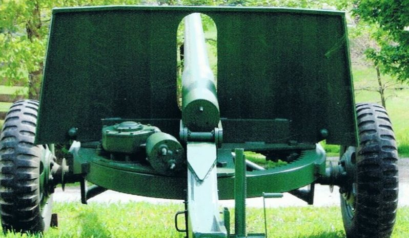 Artillery Piece, Display Only full