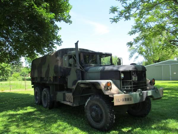 1976 AM General M813 full