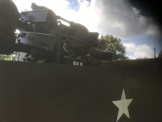 M16 Half Track with Quad Mount full