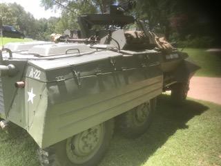 M20 Armored Car full