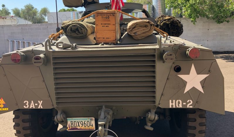 1943 M20 Armored Car full