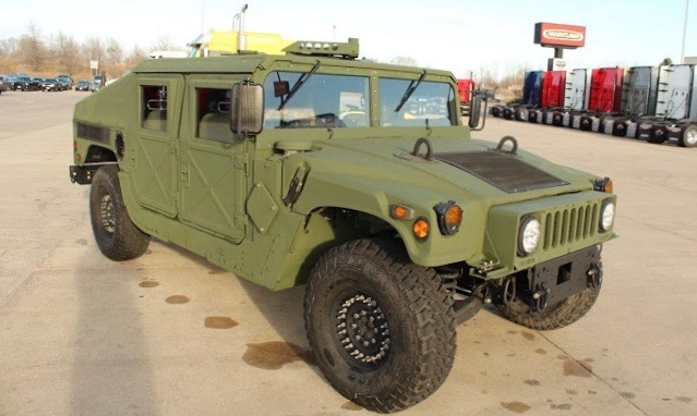 M1151 style ECV full