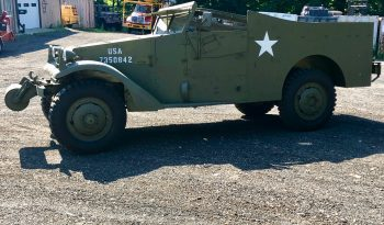 M3A1 Scout Car full