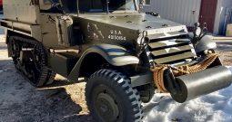 1943 M3 Halftrack