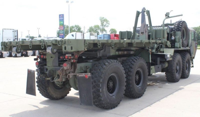 Oshkosh HEMTT M1120A2 PLS 8×8 full
