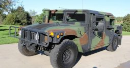 2008 HMMWV M1165 Up-Armored