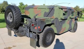 2008 HMMWV M1165 Up-Armored full