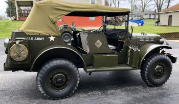 1942 Dodge Command Car full