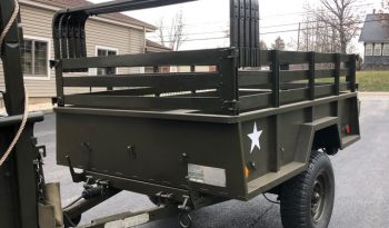 M37 with Trailer full