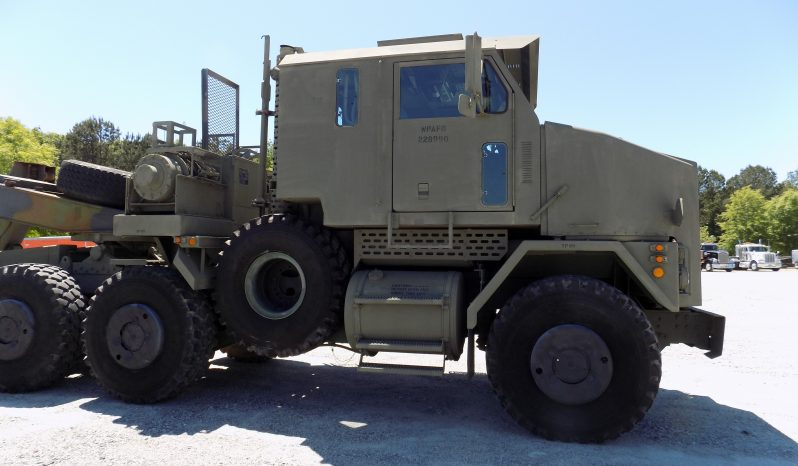 Oshkosh M1070 (HET) & Trailer full