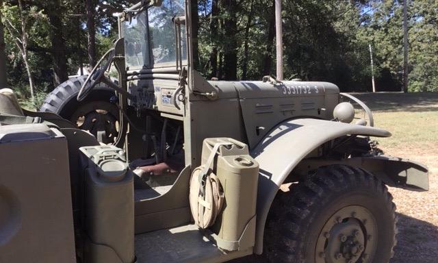 1942 Dodge WC 63 full