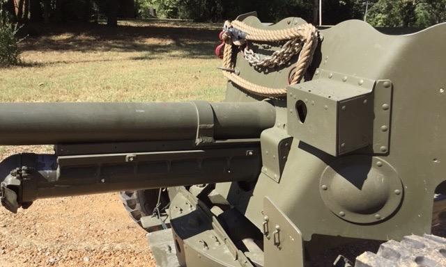 57 MM Anti-Tank Gun full