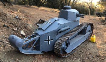 Replica WWI FT17 Light Tank full